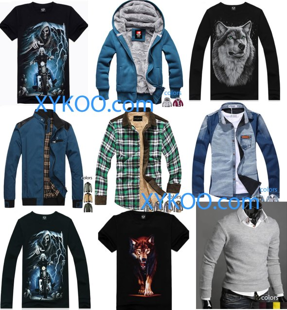 men's clothes sweaters jumpers sweatshirts jackets coats free delivery worldwide xykoo